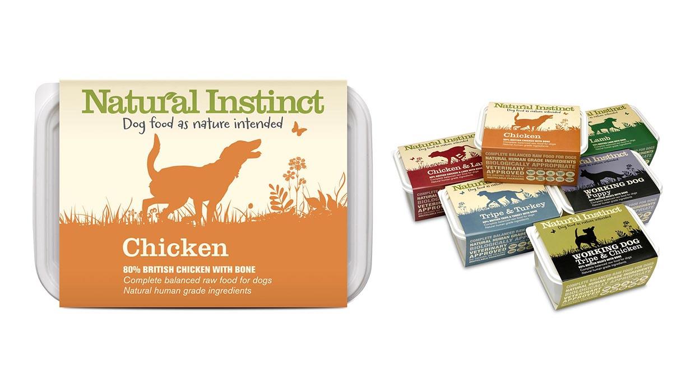 Natural Instinct Dog Food Uk